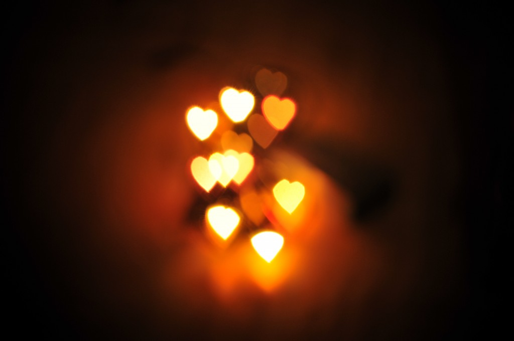 heart-candle