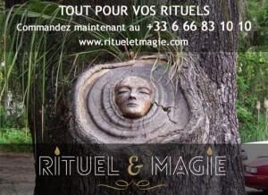 RITUEL ET MAGIE TOUT POUR VOS RITUELS