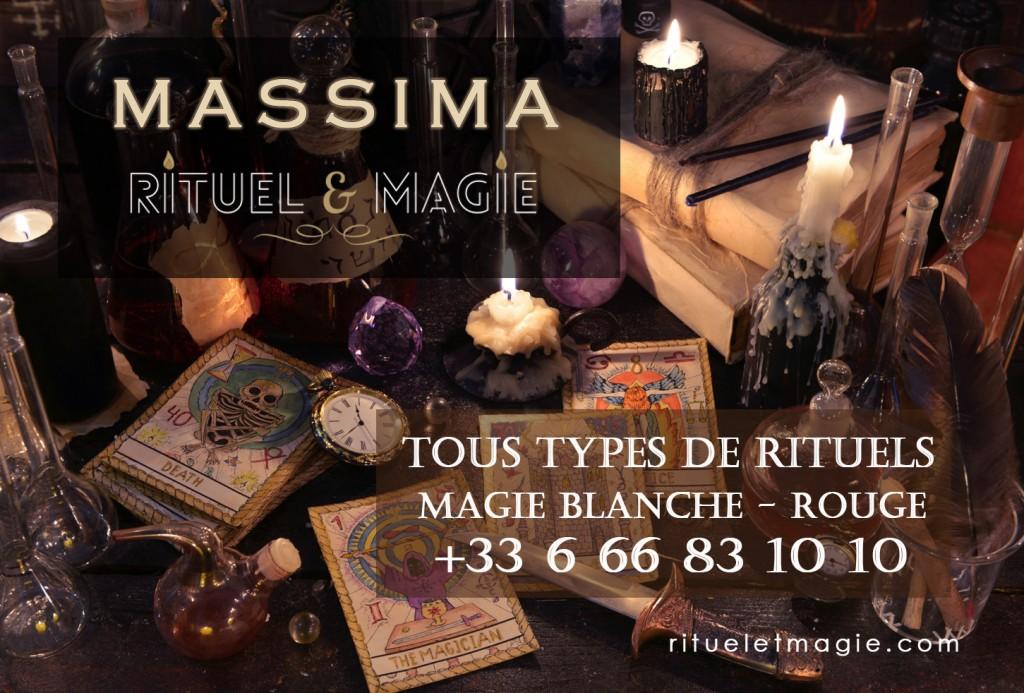 Massima rituel et magie