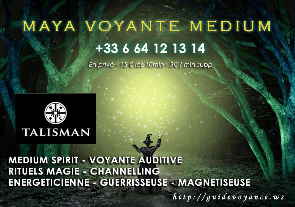 Maya voyante