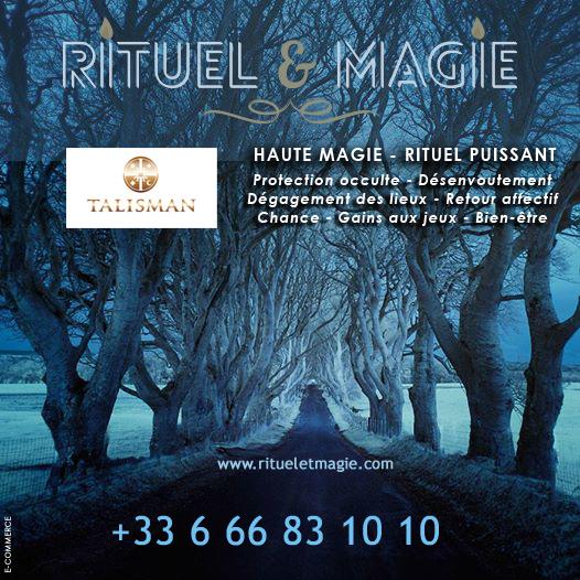Rituel magie blanche