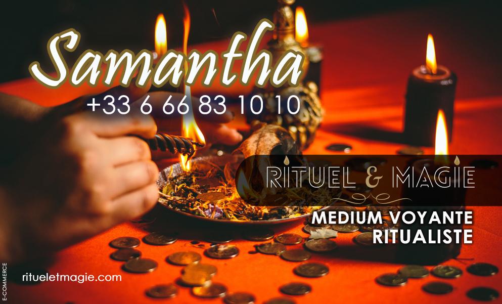 rituel et magie