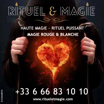 Rituel magie blanche amour