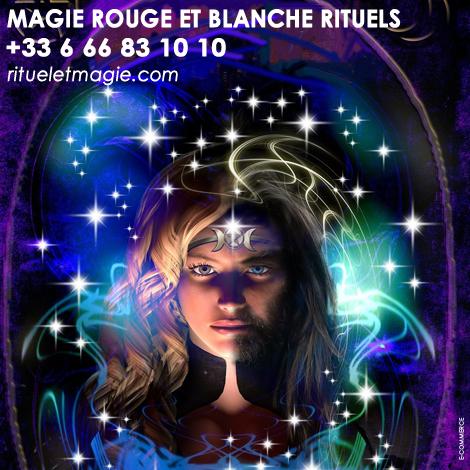 Magie rouge et blanche rituels