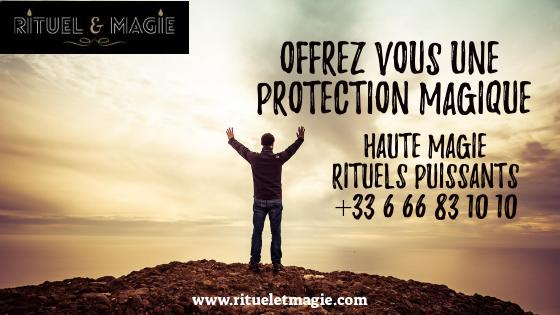 Offrez vous une protection magique