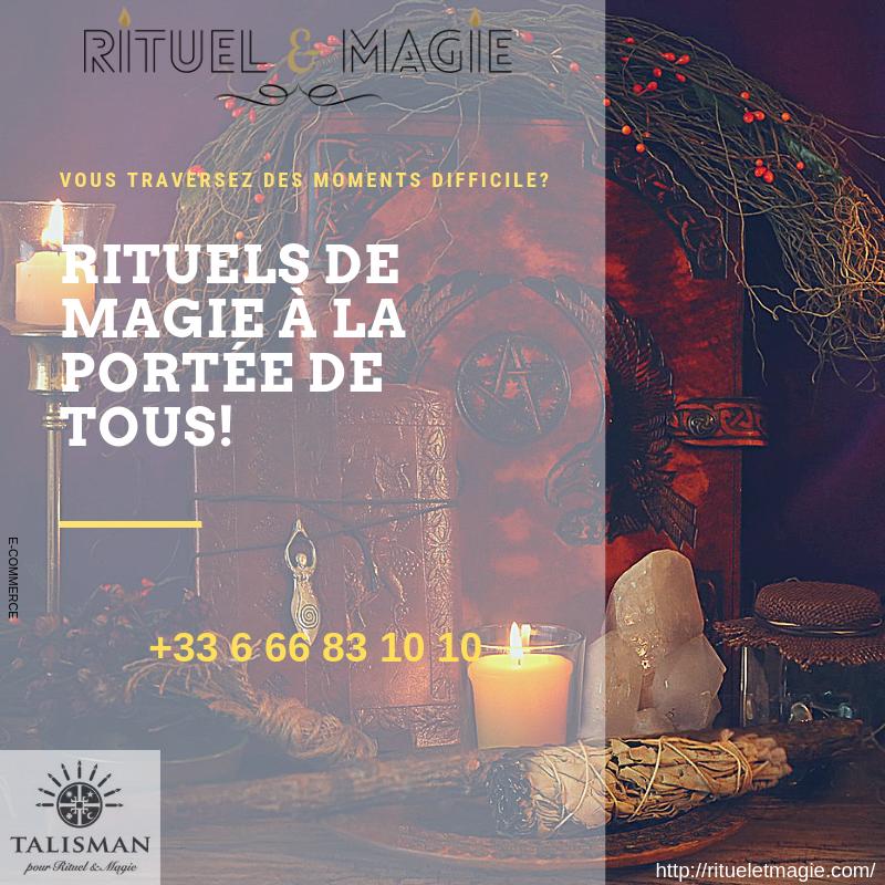 Rituels de magie à la portée de tous (1)
